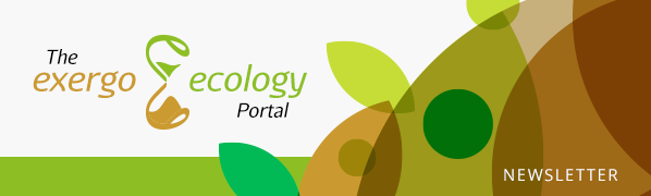 """This portal is the first scientific web space devoted to the dissemination of the novel discipline """"Exergoecology"""""""